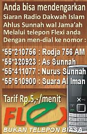 Radio ahlu sunnah